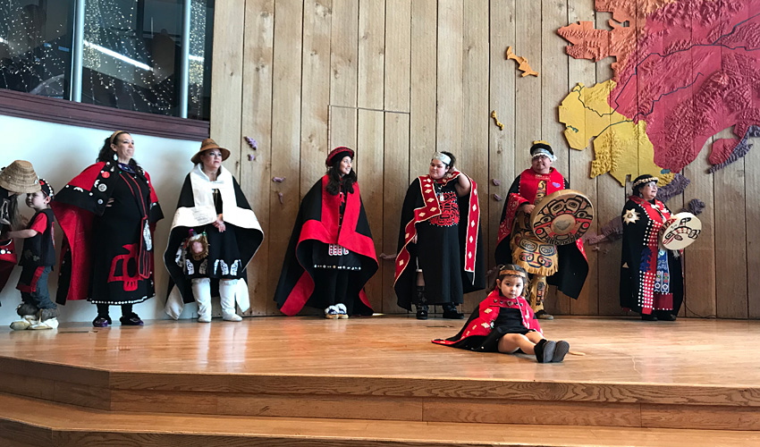 Alaska Native Heritage Center Tribe