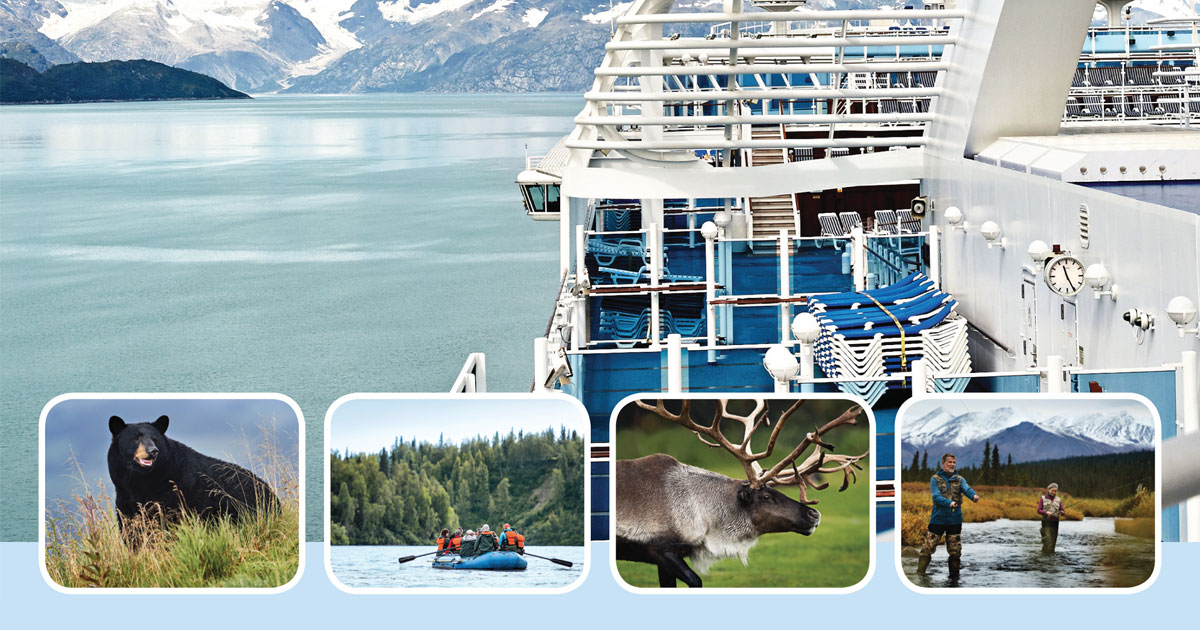 Exclusive 14-Day Alaska Vacation
