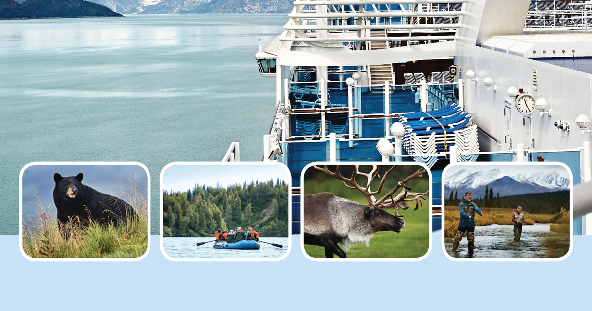 Exclusive Alaska Vacations
