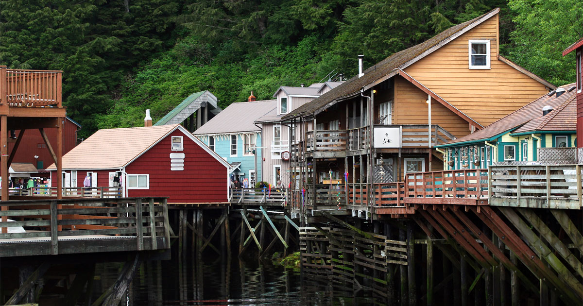 Alaskan Village