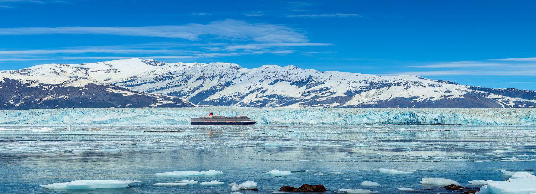 Cunard Luxury Alaska Cruise