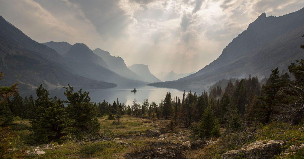 Denali National Park Lake